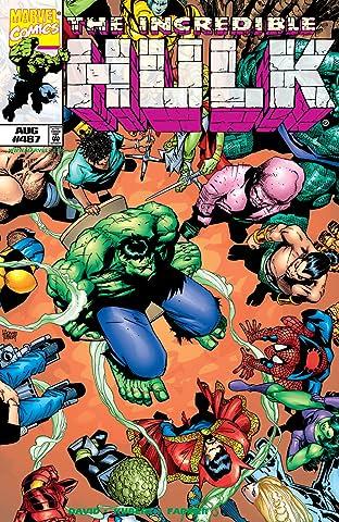 Incredible Hulk (1962-1999) #467