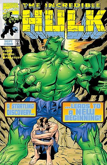 Incredible Hulk (1962-1999) #468