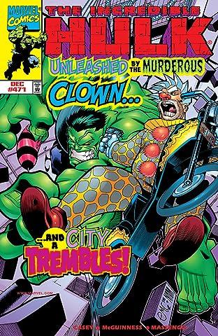 Incredible Hulk (1962-1999) #471