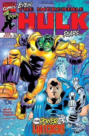 Incredible Hulk (1962-1999) #473