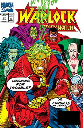 Warlock and the Infinity Watch (1992-1995) #27