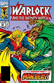 Warlock and the Infinity Watch (1992-1995) #28