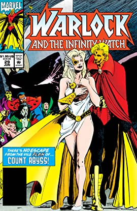 Warlock and the Infinity Watch (1992-1995) #29