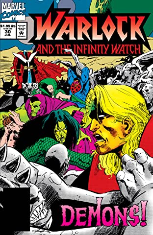 Warlock and the Infinity Watch (1992-1995) #30