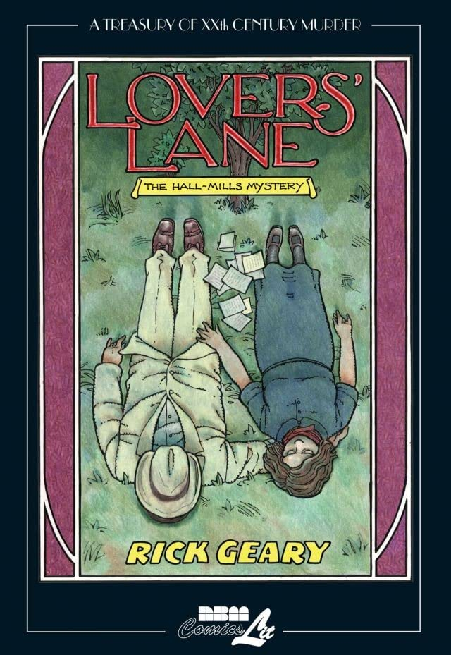 A Treasury of 20th Century Murder Vol. 5: Lover's Lane The Hall-Mills Mystery Preview