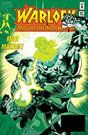Warlock and the Infinity Watch (1992-1995) #41