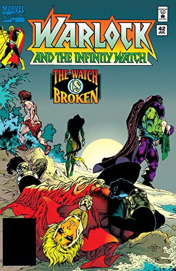 Warlock and the Infinity Watch (1992-1995) #42
