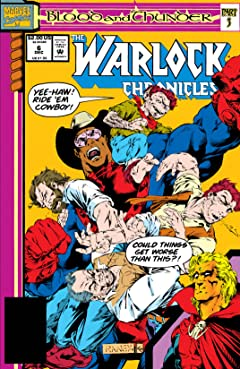 Warlock Chronicles (1993-1994) #6