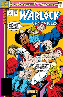 Warlock Chronicles (1993-1994) #6