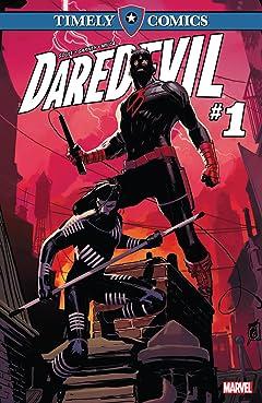 Timely Comics: Daredevil #1