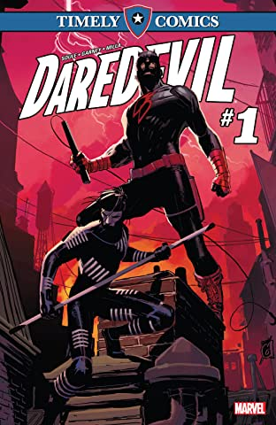 Timely Comics: Daredevil No.1