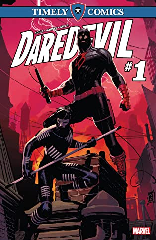 Timely Comics: Daredevil #1