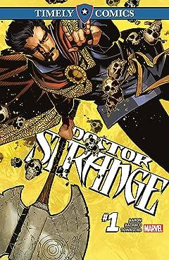 Timely Comics: Doctor Strange #1