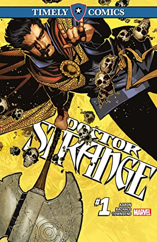 Timely Comics: Doctor Strange No.1