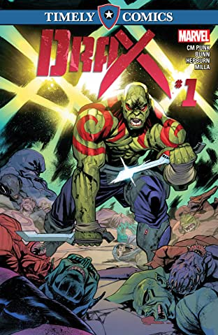 Timely Comics: Drax #1