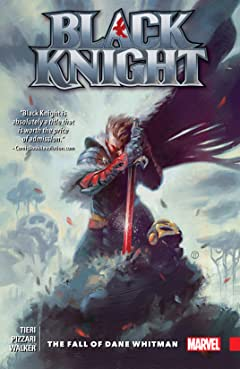 Black Knight: The Fall Of Dane Whitman