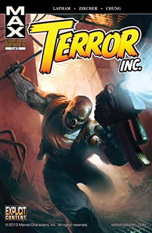 Terror, Inc. No.1 (sur 5)