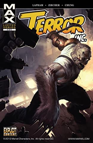 Terror, Inc. No.2 (sur 5)