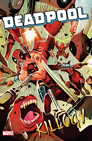 Deadpool Classic Tome 16: Killogy