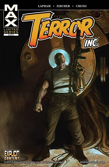Terror, Inc. #3 (of 5)