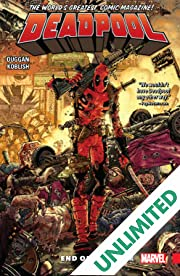 Deadpool: World's Greatest Vol. 2: End Of Error