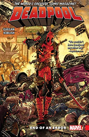 Deadpool: World's Greatest Tome 2: End Of Error