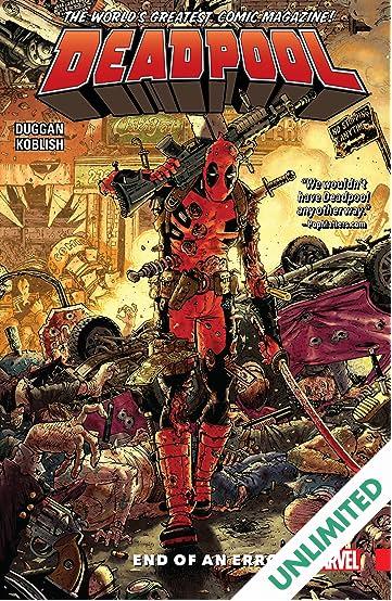 Deadpool: World's Greatest Vol. 2: End Of Error