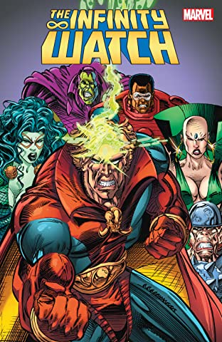 Infinity Watch Tome 2