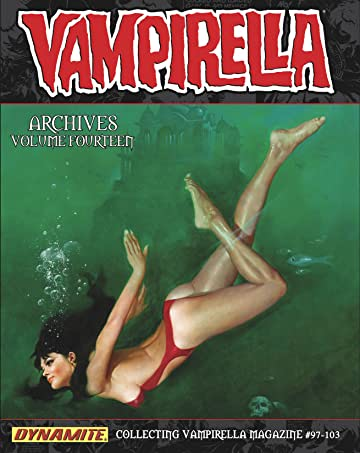 Vampirella Archives Vol. 14