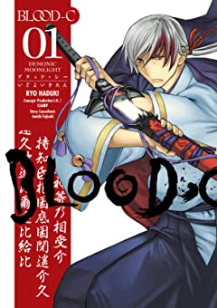Blood-C: Demonic Moonlight Vol. 1