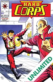 H.A.R.D. Corps (1992-1995) #3