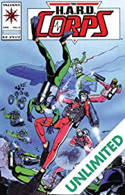 H.A.R.D. Corps (1992-1995) #4