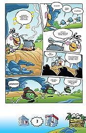 Angry Birds Comics (2016) #6