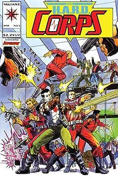 H.A.R.D. Corps (1992-1995) No.5
