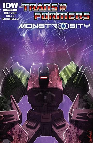 Transformers: Monstrosity #2 (of 12)