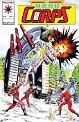 H.A.R.D. Corps (1992-1995) #7