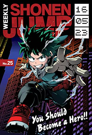 Weekly Shonen Jump Vol. 224: 5/23/16
