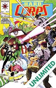 H.A.R.D. Corps (1992-1995) #9