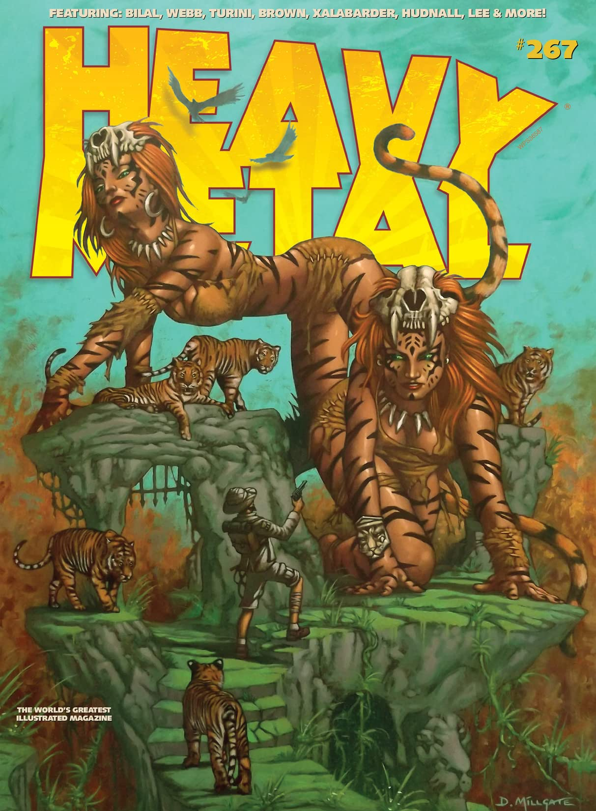Heavy Metal #267