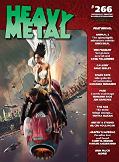 Heavy Metal #266
