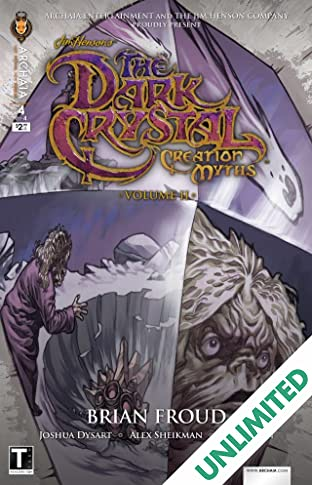 Jim Henson's Dark Crystal: Creation Myths Vol. 2 #4