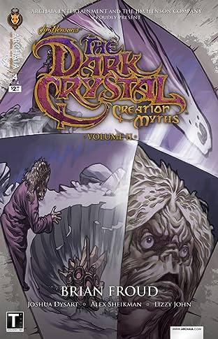 Jim Henson's Dark Crystal: Creation Myths Tome 2 No.4