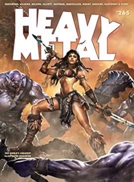 Heavy Metal #265