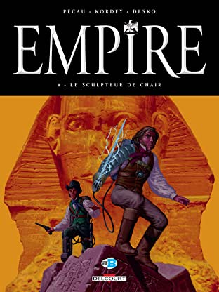 Empire Vol. 4: Le Sculpteur de chair
