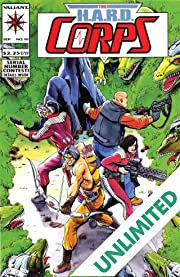 H.A.R.D. Corps (1992-1995) #10