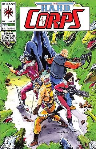 H.A.R.D. Corps (1992-1995) No.10