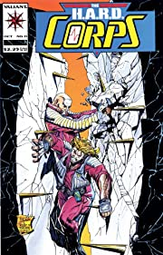 H.A.R.D. Corps (1992-1995) #11
