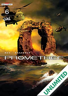 Promethee Vol. 6: The Arch