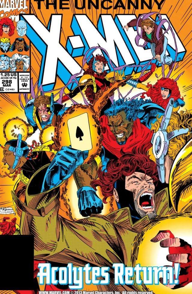 Uncanny X-Men (1963-2011) #298
