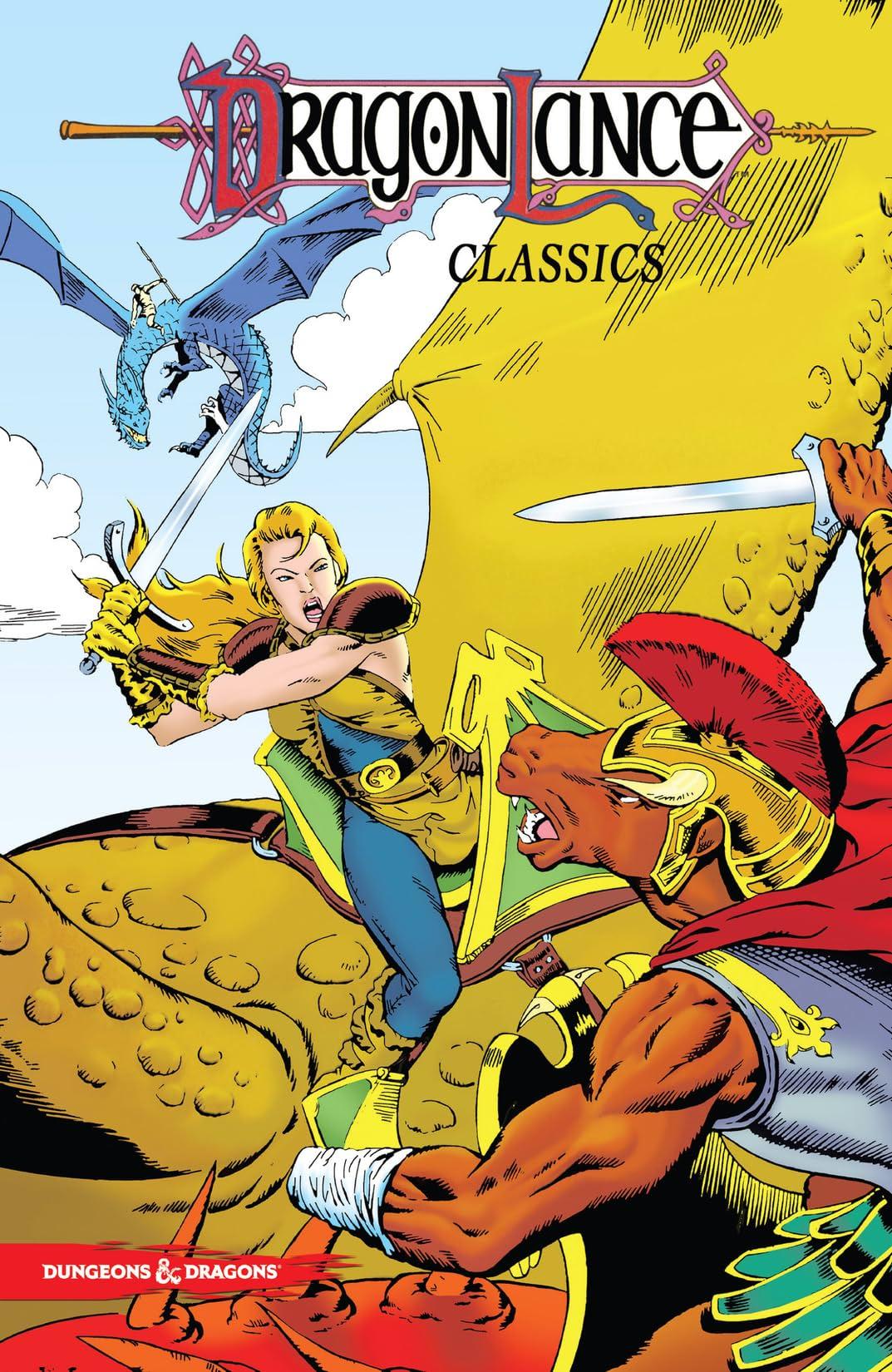 Dragonlance Classics Vol. 3